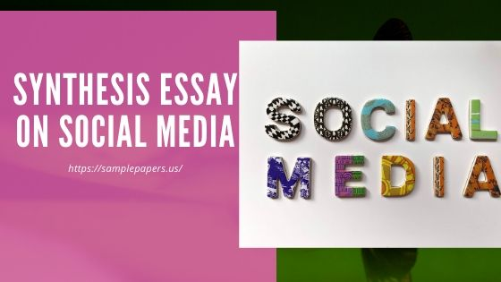 Synthesis Essay example on Social Media