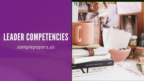 leader competencies