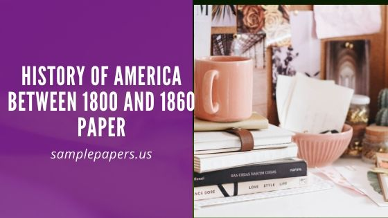 History of America between 1800 and 1860